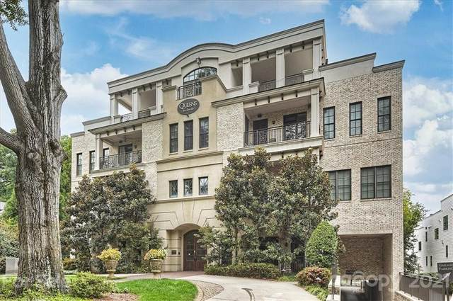 626 Queens Road #203, Charlotte, NC 28207 (#3790352) :: Mackey Realty