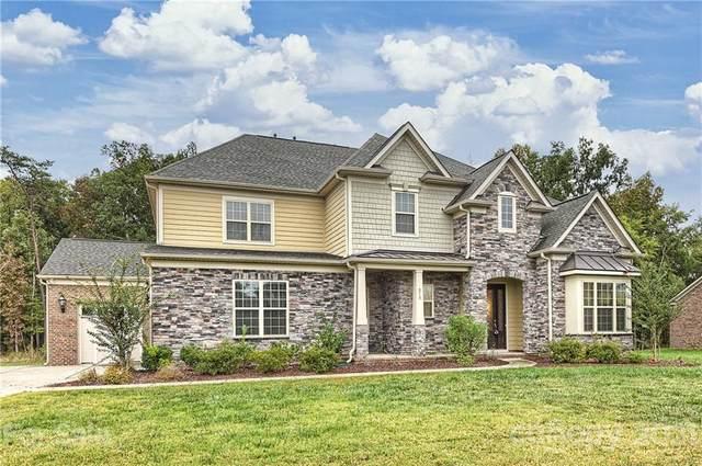213 Walkers Bluff Court, Waxhaw, NC 28173 (#3790392) :: Briggs American Homes