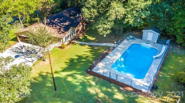 4367 Miller Bridge Road, Connelly Springs, NC 28612 (#3790552) :: BluAxis Realty