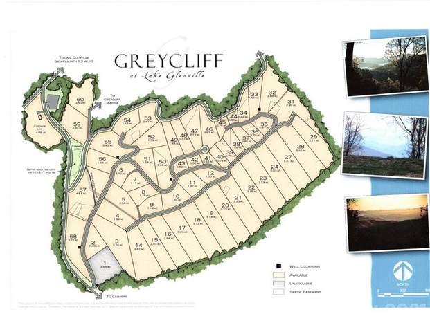 22 Greycliff Mountain Drive #22, Cullowhee, NC 28723 (#3791041) :: Briggs American Homes