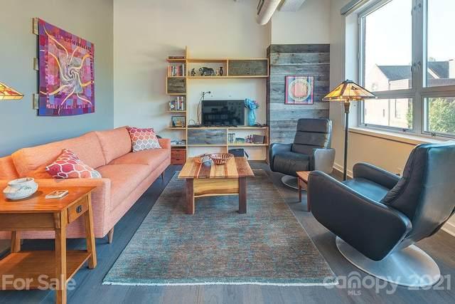12 S Lexington Avenue #207, Asheville, NC 28801 (#3791441) :: Modern Mountain Real Estate