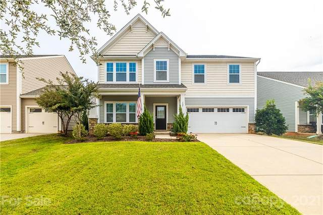 127 Fesperman Circle, Troutman, NC 28166 (#3791446) :: Cloninger Properties