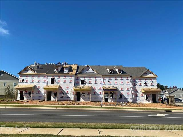 2225 Mt Harmony Church Road #101, Matthews, NC 28104 (#3791995) :: MartinGroup Properties