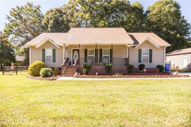 336 Flower House Loop, Troutman, NC 28166 (#3792071) :: High Vistas Realty
