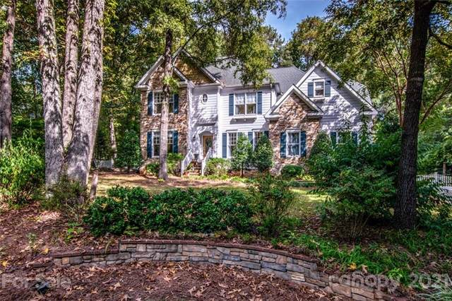 10112 Windtree Lane, Charlotte, NC 28215 (#3792313) :: Briggs American Homes