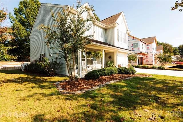 211 Smokehouse Lane, Albemarle, NC 28001 (#3792401) :: Briggs American Homes