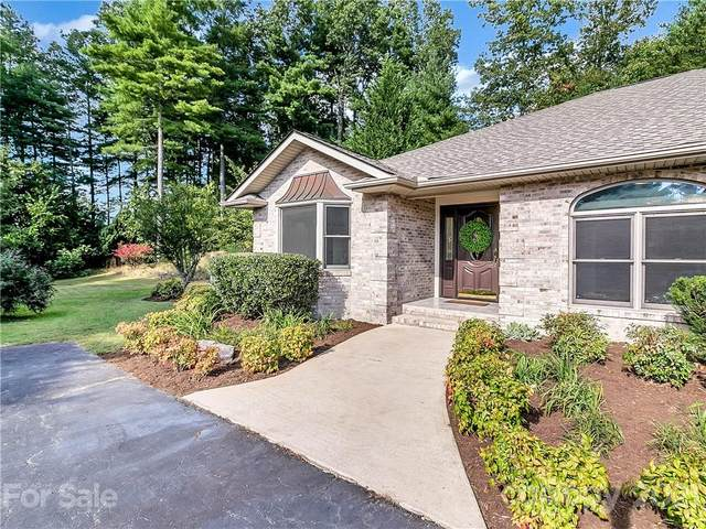 203 Teaberry Lane, Hendersonville, NC 28739 (#3792578) :: BluAxis Realty