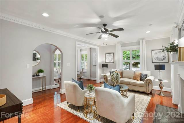2500 E 7th Street E, Charlotte, NC 28204 (#3793005) :: LePage Johnson Realty Group, LLC
