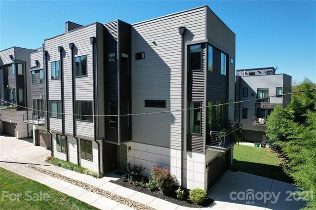 914 Westbrook Drive B, Charlotte, NC 28202 (#3793196) :: Carolina Real Estate Experts