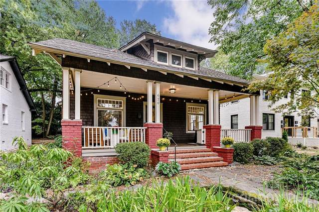 620 Oakland Avenue, Charlotte, NC 28204 (#3793279) :: LePage Johnson Realty Group, LLC