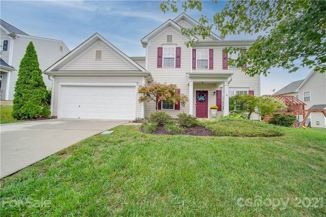 8606 Saucercup Terrace, Harrisburg, NC 28075 (#3793760) :: Carlyle Properties