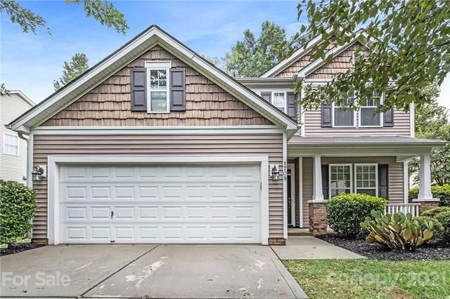 1709 Wilburn Park Lane NW, Charlotte, NC 28269 (#3794347) :: Johnson Property Group - Keller Williams