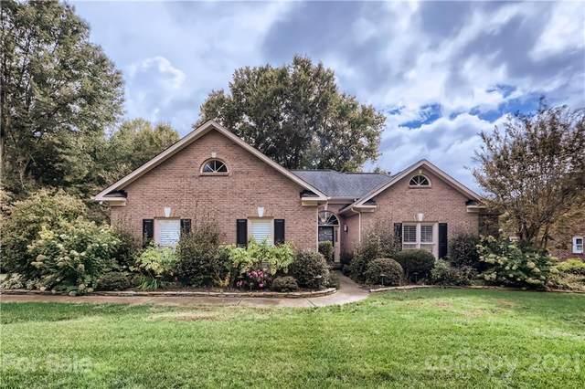 5008 Olde Stone Lane, Matthews, NC 28104 (#3794349) :: MartinGroup Properties