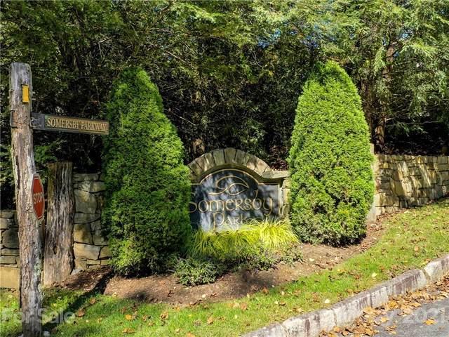 105 Crossvine Trail, Hendersonville, NC 28739 (#3794359) :: Homes Charlotte