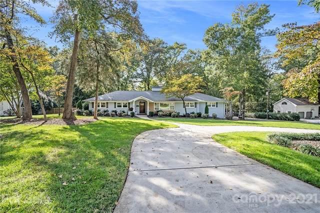 4600 Water Oak Road, Charlotte, NC 28211 (#3794541) :: Mackey Realty