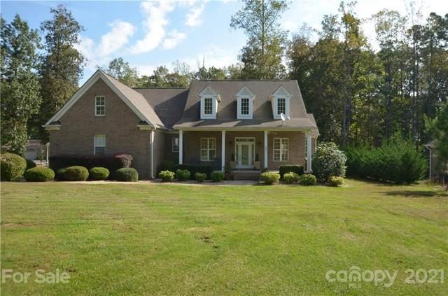 180 Worthington Drive, Mt Ulla, NC 28125 (#3794695) :: Briggs American Homes