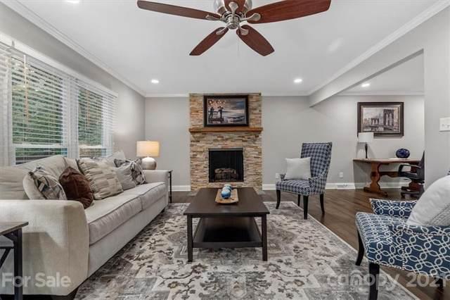 3106 Butter Churn Lane, Matthews, NC 28105 (#3794817) :: Mossy Oak Properties Land and Luxury