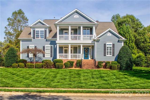 184 Hunters Hill Drive, Statesville, NC 28677 (#3794821) :: High Performance Real Estate Advisors