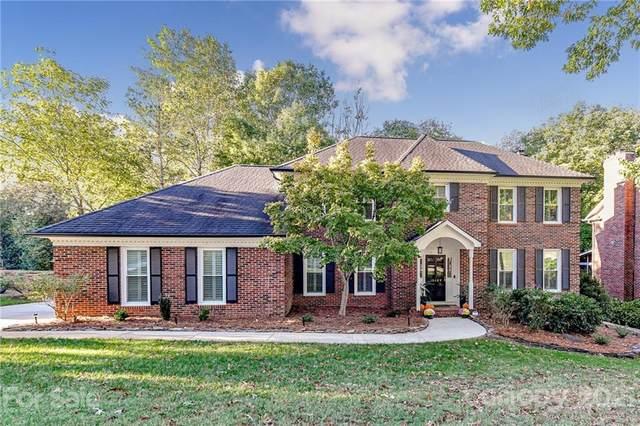 10409 Oak Pond Circle, Charlotte, NC 28277 (#3794874) :: Homes Charlotte