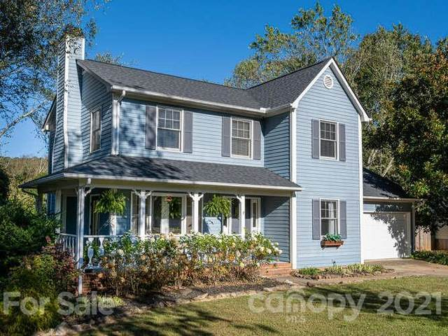 4 N Leslie Lane, Asheville, NC 28805 (#3795124) :: Cloninger Properties