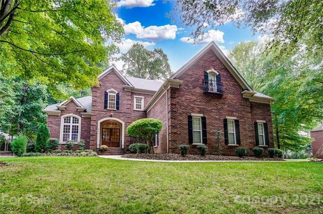 8028 Garnkirk Drive, Huntersville, NC 28078 (#3795204) :: LePage Johnson Realty Group, LLC