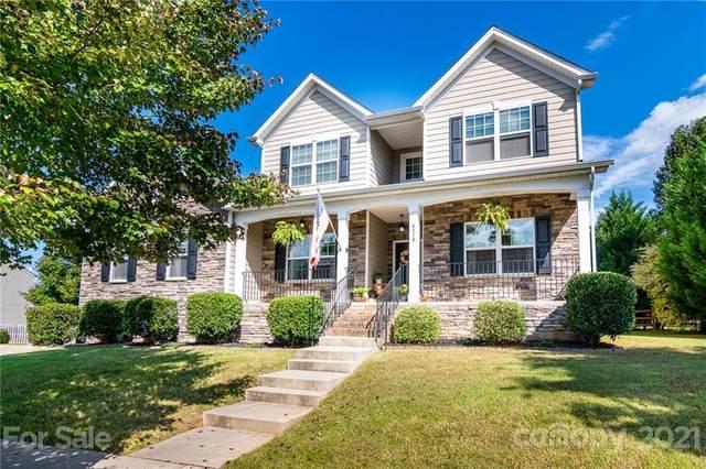 6519 Olmsford Drive, Huntersville, NC 28078 (#3795357) :: Briggs American Homes