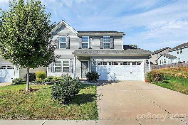 7402 Dover Mill Drive, Concord, NC 28025 (#3795948) :: Carlyle Properties