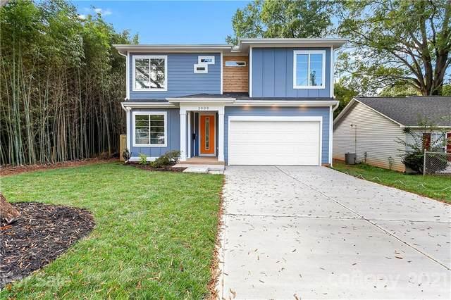3909 Plainview Road, Charlotte, NC 28208 (#3795995) :: Briggs American Homes