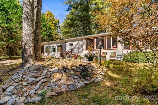 761 Reasonover Road, Cedar Mountain, NC 28718 (#3796135) :: Ann Rudd Group