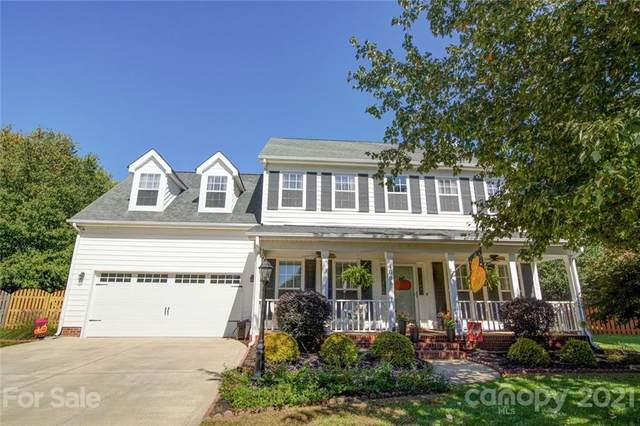 4698 Pascal Court NW, Concord, NC 28027 (#3796149) :: Briggs American Homes