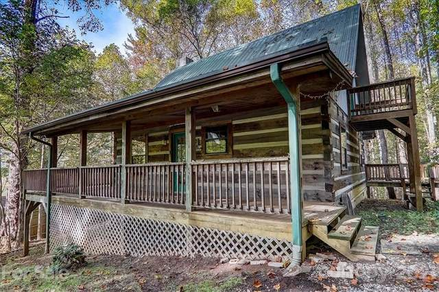800 Spirit Mountain Trail, Waynesville, NC 28786 (#3796204) :: High Vistas Realty