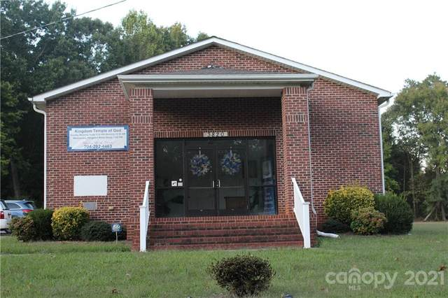 3820 New Town Road, Waxhaw, NC 28173 (#3796843) :: MartinGroup Properties