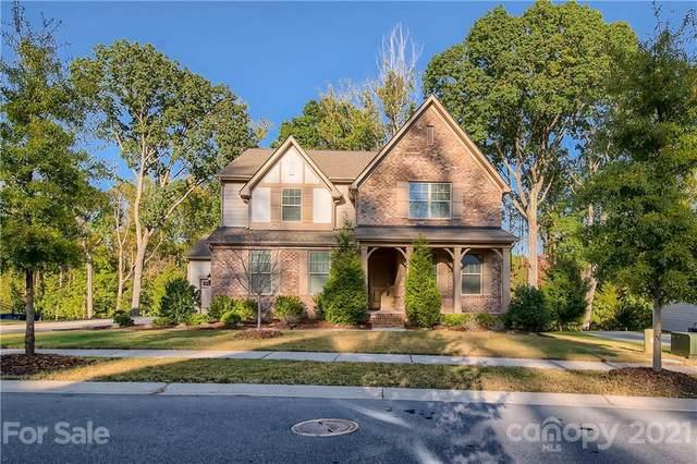 8415 Bramfield Drive, Huntersville, NC 28078 (#3797125) :: Cloninger Properties