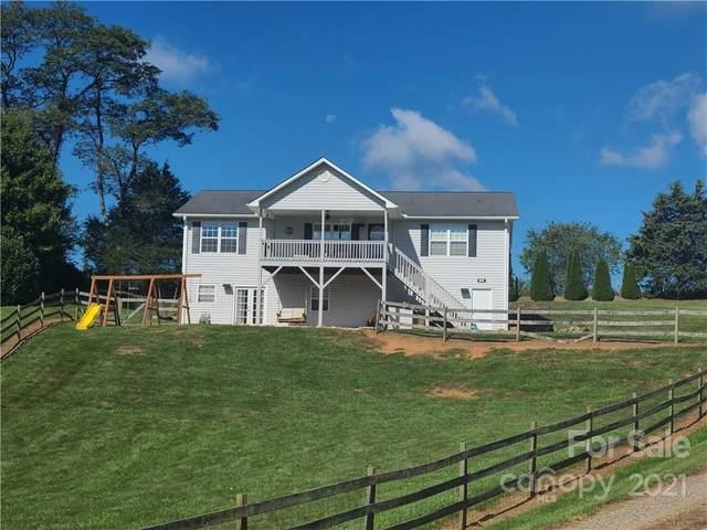 123 Pleasant Grove Road, Weaverville, NC 28787 (#3797774) :: High Vistas Realty