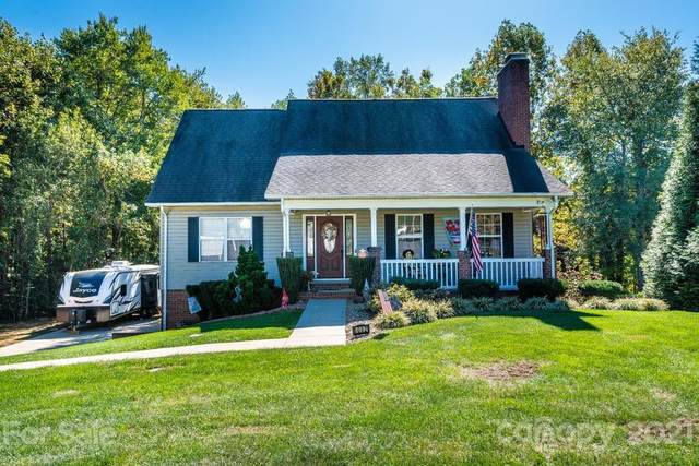 1002 4th Street NE, Conover, NC 28613 (#3797794) :: Carlyle Properties