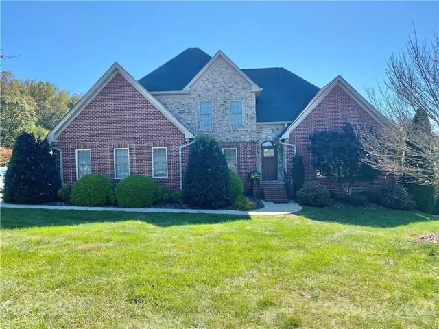 407 Woodridge Drive, Lenoir, NC 28645 (#3798095) :: LePage Johnson Realty Group, LLC