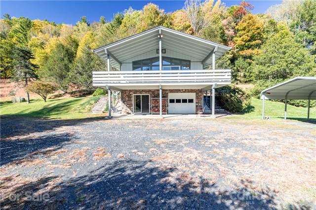 640 Hall Road, Green Mountain, NC 28740 (#3798283) :: Modern Mountain Real Estate