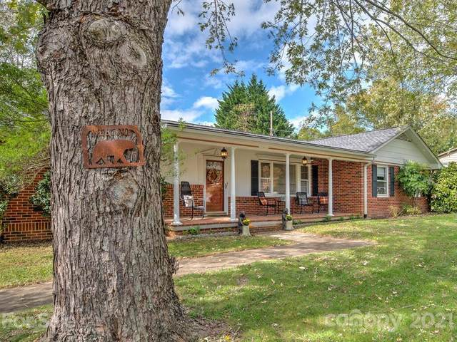 525 Carson Drive, Hendersonville, NC 28791 (#3798344) :: BluAxis Realty