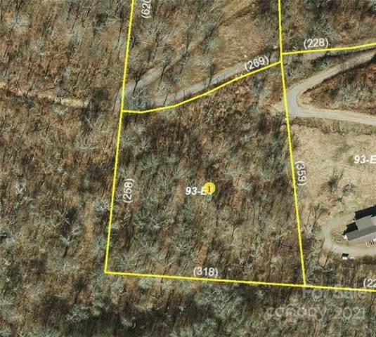 9999 Coxcomb Trail 93-E2, Burnsville, NC 28714 (#3798508) :: High Vistas Realty