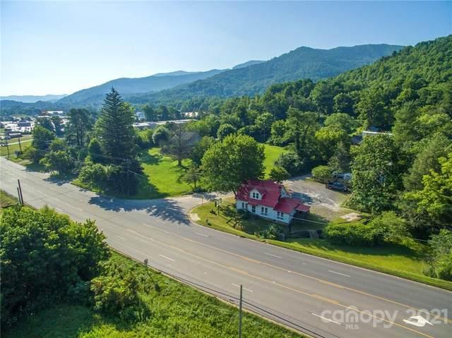 100 Martin Road, Swannanoa, NC 28778 (#3528333) :: BluAxis Realty