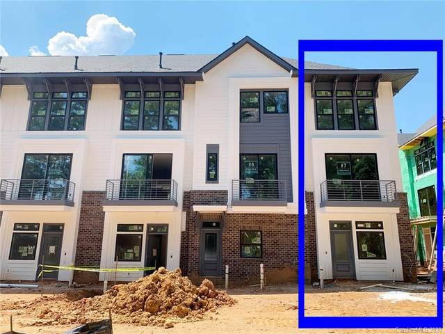 2931 Simpson Drive Syn0107, Charlotte, NC 28205 (#3539615) :: Stephen Cooley Real Estate Group
