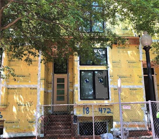 472 E 33rd Street Unit 18, Charlotte, NC 28205 (#3557802) :: The Downey Properties Team at NextHome Paramount