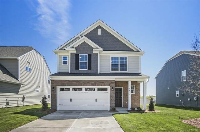4431 Falls Lake Drive SW Lot 147, Concord, NC 28025 (#3559321) :: Stephen Cooley Real Estate Group