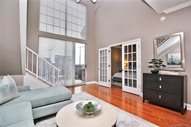 300 W 5th Street #719, Charlotte, NC 28202 (#3561963) :: LePage Johnson Realty Group, LLC