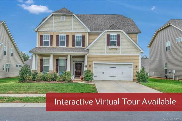1035 Thessallian Lane, Indian Trail, NC 28079 (#3562300) :: Ann Rudd Group