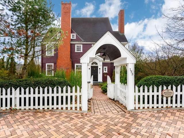173 E Chestnut Street, Asheville, NC 28801 (#3562863) :: Exit Realty Elite Properties