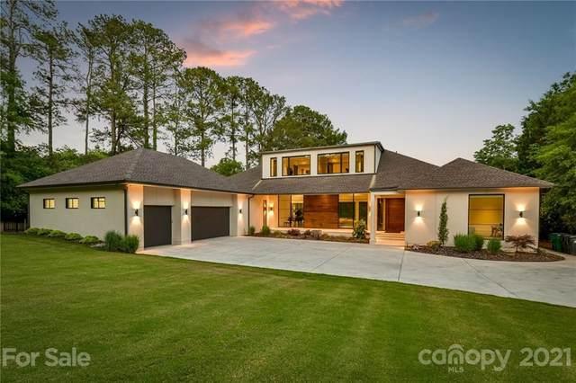 5324 Gorham Drive, Charlotte, NC 28226 (#3579075) :: Besecker Homes Team