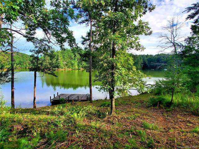 0 Peninsula Drive #40, Mill Spring, NC 28756 (#3582413) :: LePage Johnson Realty Group, LLC