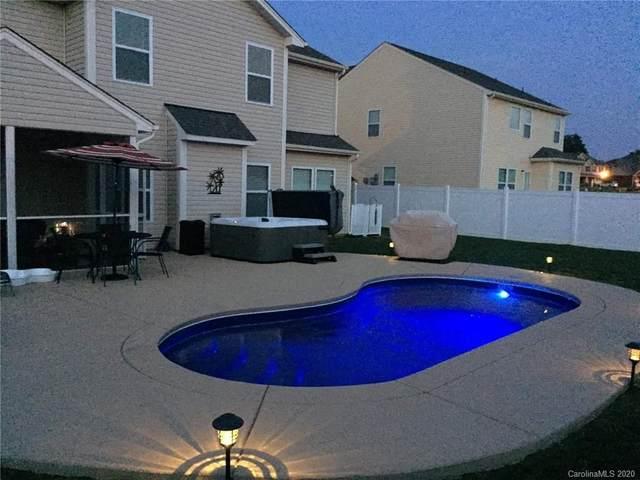 161 Jobe Drive, Statesville, NC 28677 (#3583596) :: Rinehart Realty