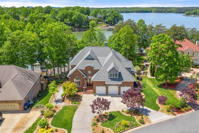 243 Pinnacle Shores Drive, Mooresville, NC 28117 (#3588308) :: Carlyle Properties